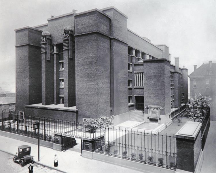 Larkin Building Frank Lloyd Wright WNY History